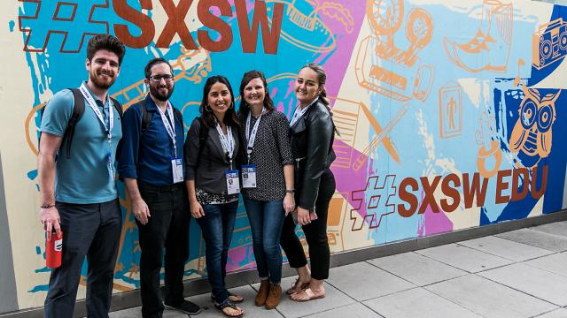 SXSW EDU 2018 Attendee Photo by Steven Snow